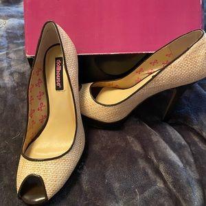 Dollhouse Platform shoes